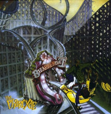The Pharcyde – Bizarre Ride II The Pharcyde (Expanded Edition 3xCD) (1992-2012) (FLAC + 320 kbps)