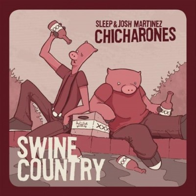 The Chicharones – Swine Country EP (CD) (2009) (320 kbps)