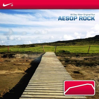 Aesop Rock – All Day: Nike + Original Run (CD) (2007) (FLAC + 320 kbps)