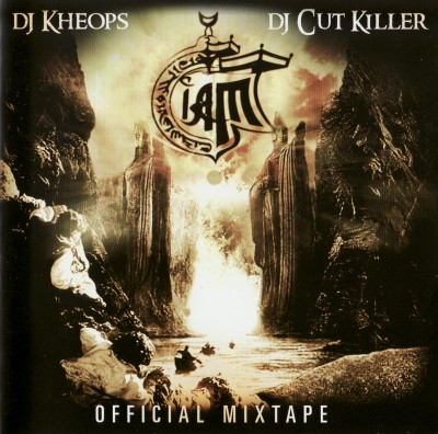 IAM – Official Mixtape (Mixed By DJ Kheops & DJ Cut Killer) (CD) (2007) (FLAC + 320 kbps)