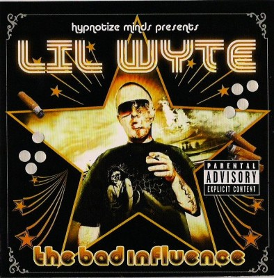 Lil Wyte – The Bad Influence (CD) (2009) (FLAC + 320 kbps)