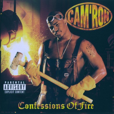 Cam'ron – Confessions Of Fire (CD) (1998) (FLAC + 320 kbps)