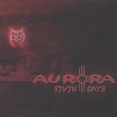 Aurora – S7v7n Days (CD) (2001) (FLAC + 320 kbps)
