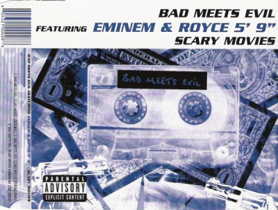 Bad Meets Evil – Scary Movies (CDS) (2001) (FLAC + 320 kbps)
