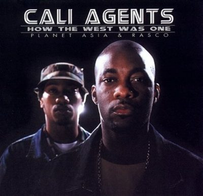 Cali Agents – How The West Was One (CD) (2000) (FLAC + 320 kbps)