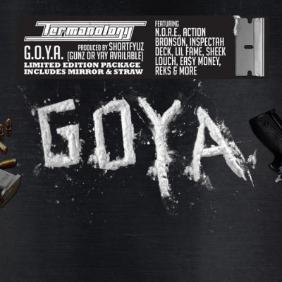 Termanology – G.O.Y.A. (CD) (2013) (FLAC + 320 kbps)