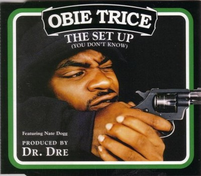 Obie Trice – The Set Up (You Don't Know) (Promo CDS) (2003) (FLAC + 320 kbps)