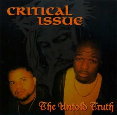 Critical Issue – The Untold Truth (CD) (1999) (320 kbps)