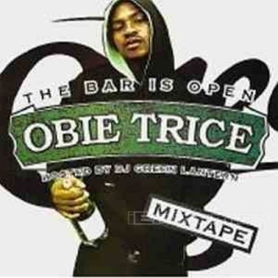 Obie Trice – The Bar Is Open: Mixtape (CD) (2003) (FLAC + 320 kbps)