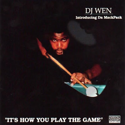DJ Wen – It's How You Play The Game (CD) (1995) (320 kbps)