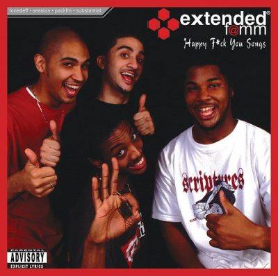 Extended F@mm – Happy F*ck You Songs (CD) (2002) (FLAC + 320 kbps)