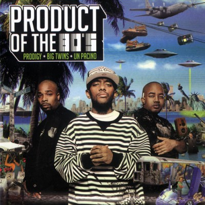 Prodigy * Big Twins * Un Pacino – Product Of The 80's (CD) (2008) (FLAC + 320 kbps)