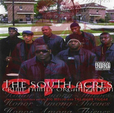 The South Acres Crime Family Organization – Honor Among Thieves (CD) (1998) (320 kbps)