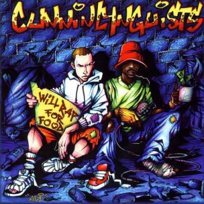 CunninLynguists – Will Rap For Food (CD) (2001) (FLAC + 320 kbps)