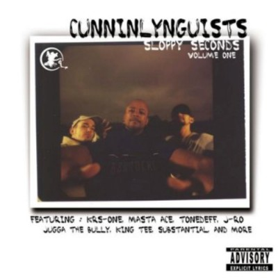 CunninLynguists – Sloppy Seconds Volume 1 (CD) (2003) (FLAC + 320 kbps)