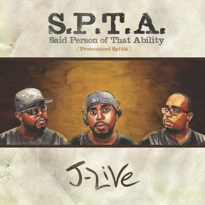 J-Live – Said Person Of That Ability (2xCD) (2011) (FLAC + 320 kbps)