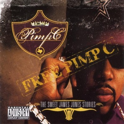 Pimp C – The Sweet James Jones Stories (CD) (2005) (FLAC + 320 kbps)