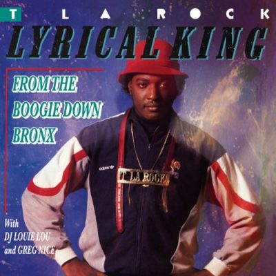 T La Rock – Lyrical King (From The Boogie Down Bronx) (Reissue CD) (1987-2005) (FLAC + 320 kbps)