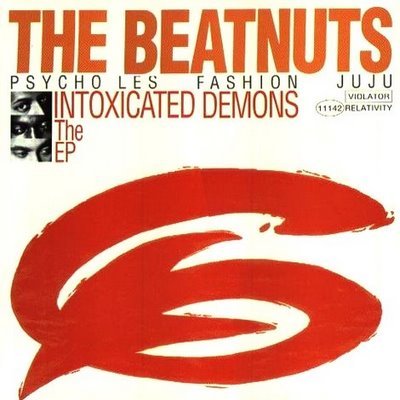 The Beatnuts – Intoxicated Demons: The EP (CD) (1993) (FLAC + 320 kbps)