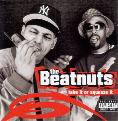 The Beatnuts – Take It Or Squeeze It (CD) (2001) (FLAC + 320 kbps)