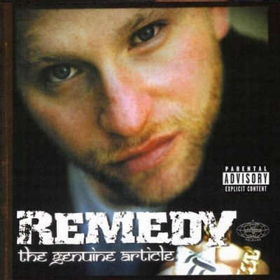 Remedy – The Genuine Article (CD) (2001) (FLAC + 320 kbps)