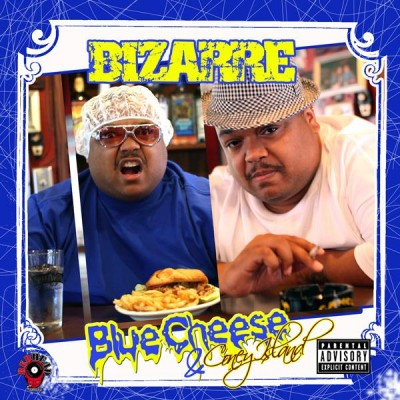 Bizarre – Blue Cheese & Coney Island (CD) (2007) (FLAC + 320 kbps)