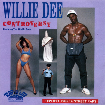 Willie Dee – Controversy (CD) (1989) (FLAC + 320 kbps)