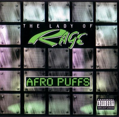 The Lady Of Rage – Afro Puffs (CDM) (1994) (FLAC + 320 kbps)