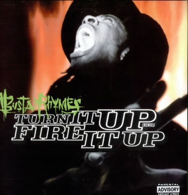 Busta Rhymes – Turn It Up (Remix) / Fire It Up (Canada CDS) (1998) (FLAC + 320 kbps)