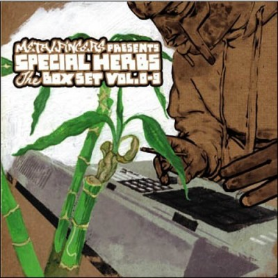 Metal Fingers – Special Herbs: The Box Set Vol. 0-9 (3xCD) (2006) (FLAC + 320 kbps)