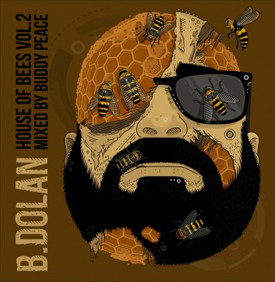 B. Dolan – House Of Bees Vol. 2 (CD) (2012) (FLAC + 320 kbps)
