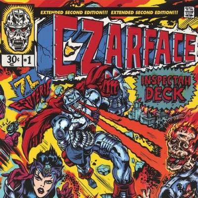 7L & Esoteric & Inspectah Deck – Czarface (Extended Second Edition CD) (2013) (FLAC + 320 kbps)