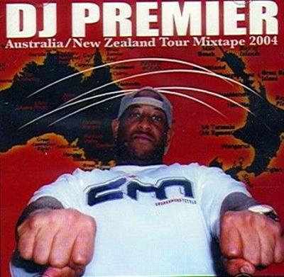 DJ Premier – Australia/New Zealand Mixtape (CD) (2004) (FLAC + 320 kbps)