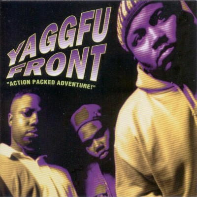 Yaggfu Front – Action Packed Adventure! (CD) (1994) (FLAC + 320 kbps)