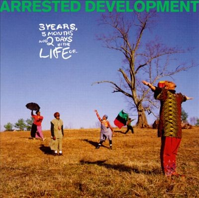 Arrested Development – 3 Years, 5 Months & 2 Days In The Life Of… (CD) (1992) (FLAC + 320 kbps)