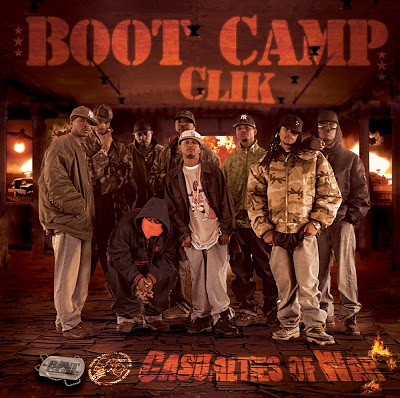 Boot Camp Clik – Casualties Of War (CD) (2007) (FLAC + 320 kbps)