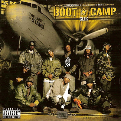 Boot Camp Clik – The Last Stand (CD) (2006) (FLAC + 320 kbps)