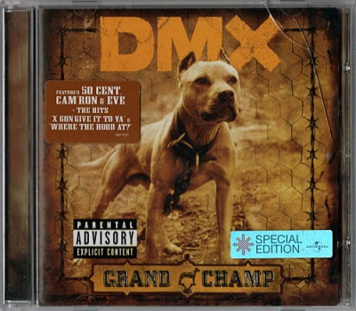 DMX – Grand Champ (Special Edition CD) (2003) (FLAC + 320 kbps)