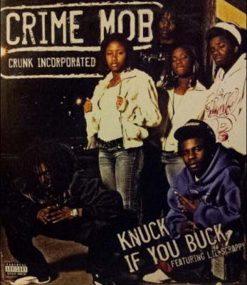 Crime Mob – Knuck If You Buck / Stilettos (VLS) (2004) (FLAC + 320 kbps)