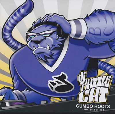 DJ Battlecat – Gumbo Roots (Japan Reissue CD) (1995-2012) (FLAC + 320 kbps)