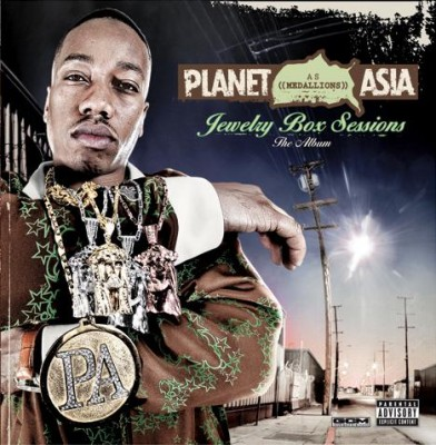 Planet Asia – Jewelry Box Sessions The Album (CD) (2007) (FLAC + 320 kbps)