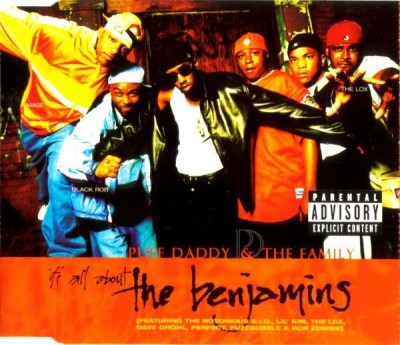 Puff Daddy & The Family – It's All About The Benjamins (CDS) (1998) (FLAC + 320 kbps)
