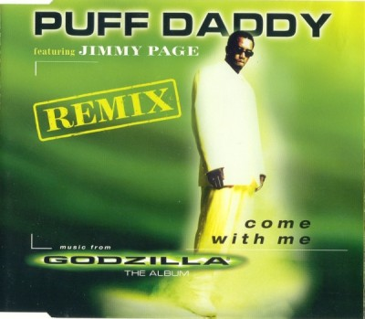 Puff Daddy – Come With Me (Remix) (CDS) (1998) (FLAC + 320 kbps)