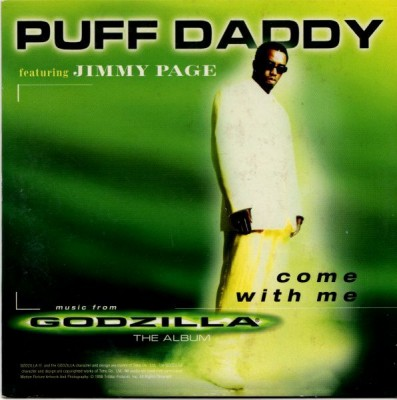 Puff Daddy – Come With Me (2-track CDS) (1998) (FLAC + 320 kbps)