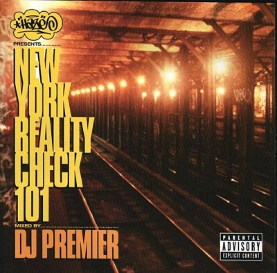 DJ Premier – New York Reality Check 101 (CD) (1997) (FLAC + 320 kbps)