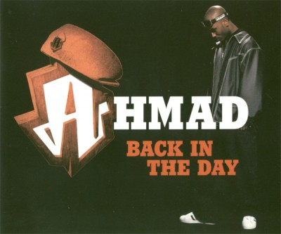 Ahmad – Back In The Day (CDM) (1994) (FLAC + 320 kbps)