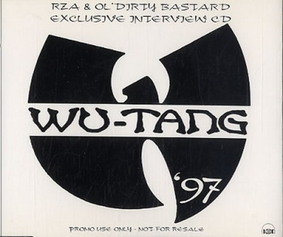 RZA & Ol' Dirty Bastard – Exclusive Interview (CD) (1997) (FLAC + 320 kbps)