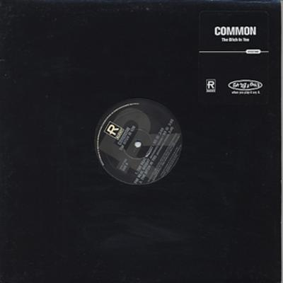 Common / No I.D. – The Bitch In Yoo / The Real Weight (VLS) (1996) (FLAC + 320 kbps)
