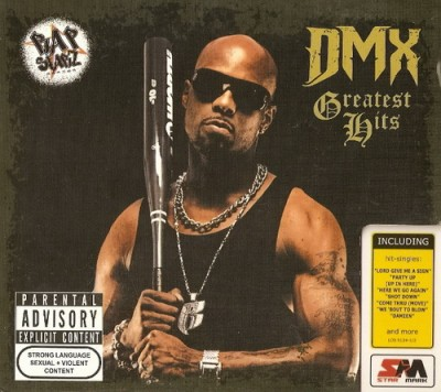 DMX – Greatest Hits (Star Mark Compilations) (2xCD) (2007) (FLAC + 320 kbps)