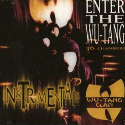 Wu-Tang Clan – Enter The 36 Chambers (Instrumentals CD) (1993) (FLAC + 320 kbps)